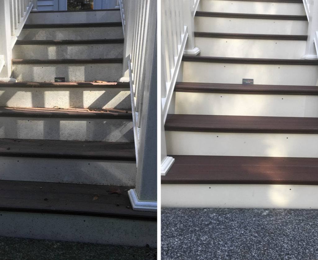 pressure-washed-stairs-hot-water